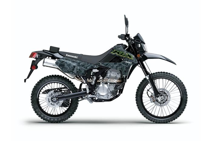 Kawasaki KLX300 v2021 Kawa_k10