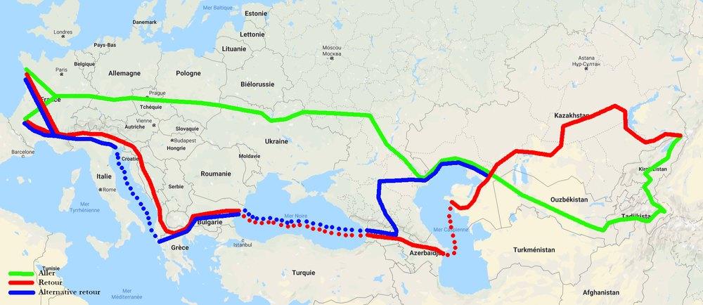 Caucase 2020  - Page 2 Trip_210