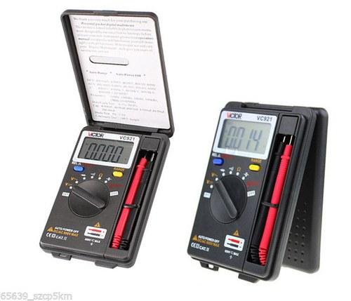 compresseur et multimetre pour un gain de place Victor10