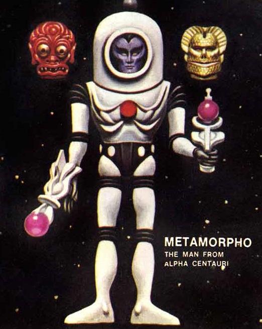 THE OUTER SPACE MEN (Colorforms) 1969 08d10