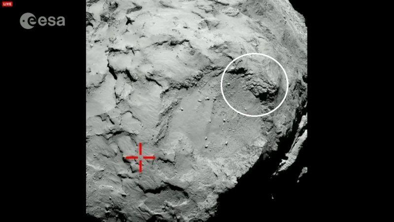 Rosetta : atterrissage et mission de Philae (Sujet N°1) - Page 38 Sans_t11