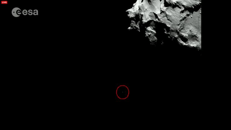 Rosetta : atterrissage et mission de Philae (Sujet N°1) - Page 38 Sans_t14