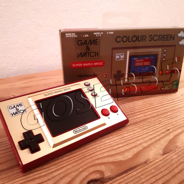 Game and watch 20210112