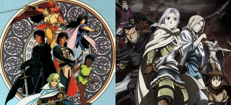 DVD Anime intégrale mais non terminée Arslan11