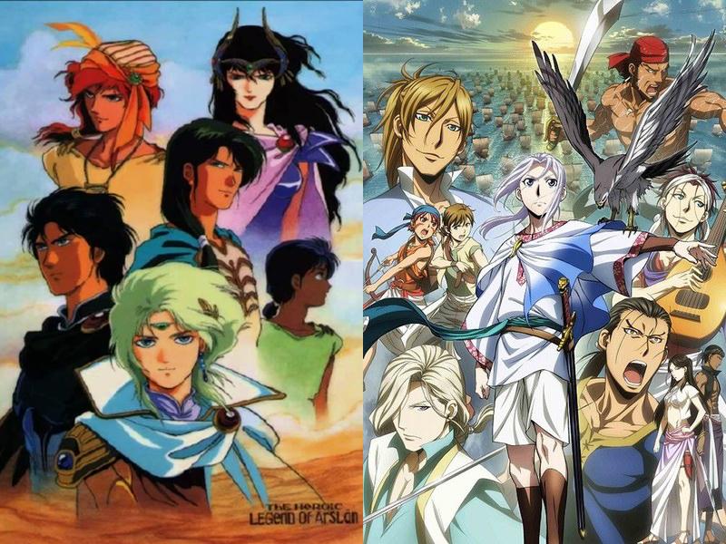 DVD Anime intégrale mais non terminée Arslan12