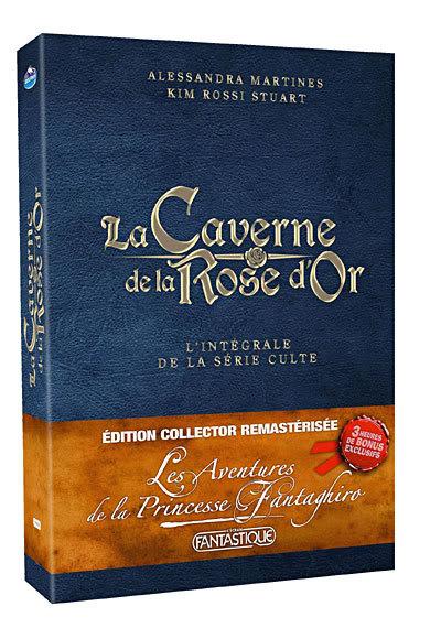 La caverne de la rose d or Coffre10