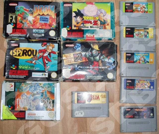 Collections des joueurs Mesjeu11