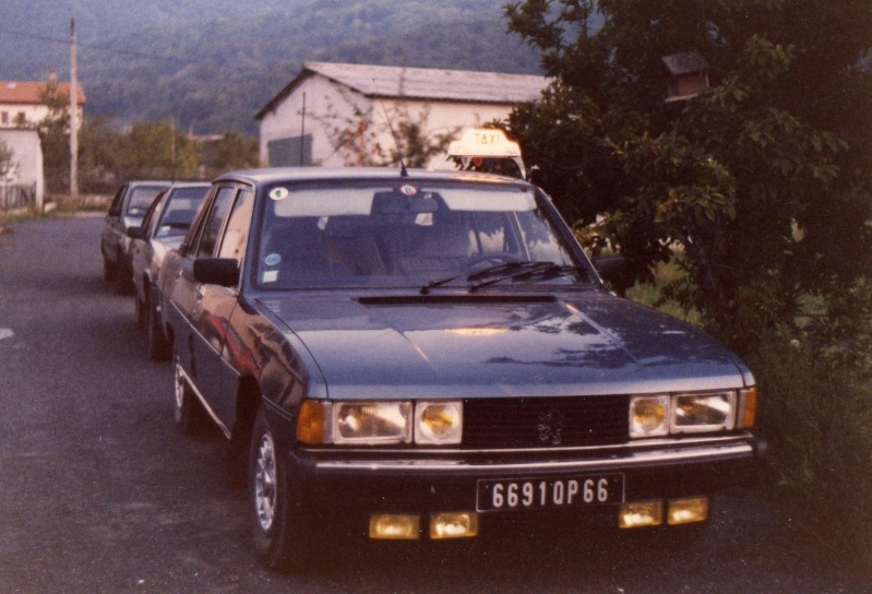 Peugeot 604 : Haut de gamme des 70s 604_110
