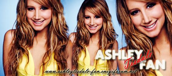 Ashley Tisdale Fan Club