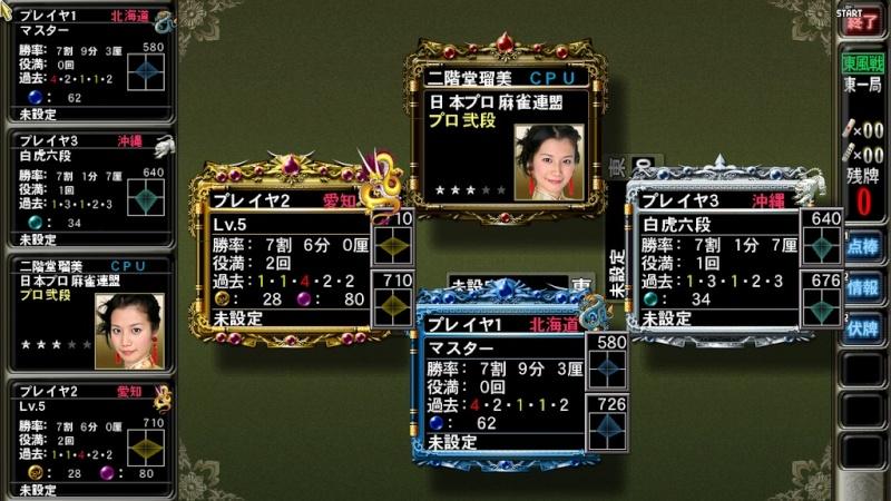 Mahjong Kakutou Club (Mahjong Fight Club) 93567812