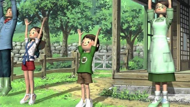 Boku No Natsuyasumi 3 Window10