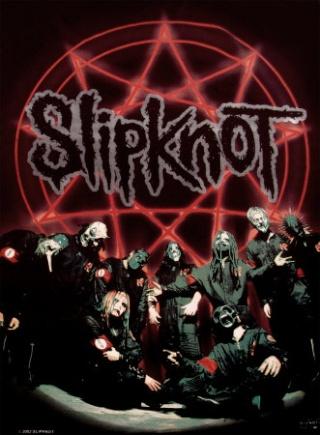 Slipknot (lDeath Metal/ Nu Metal) 51529s11