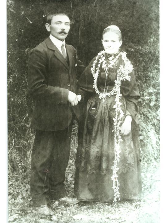 Costume de Mûr-Loudéac-Uzel Couple10