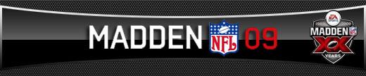 Madden 09's Touchdown Tuesdays