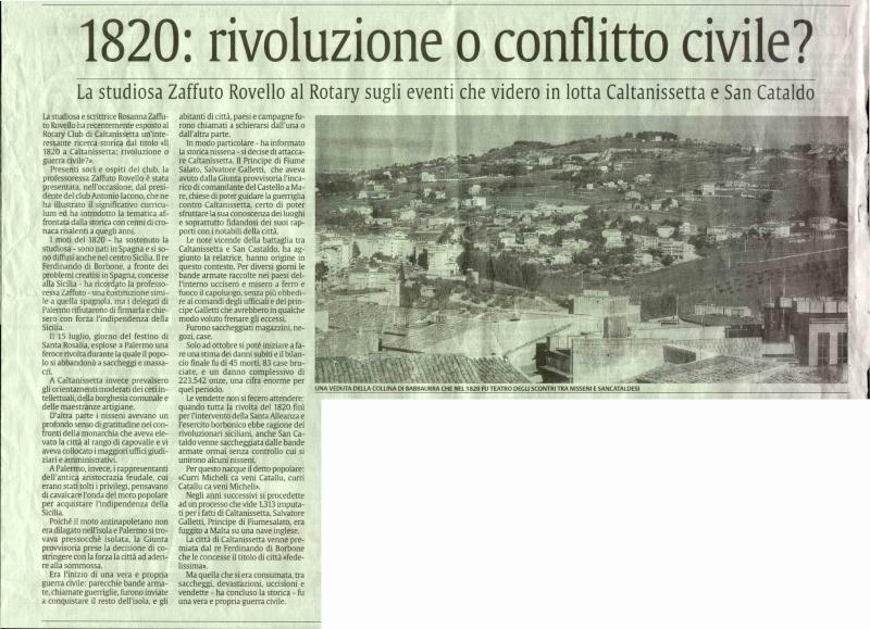 San Cataldo 1607-2007 400 anni di storia Rivolu12