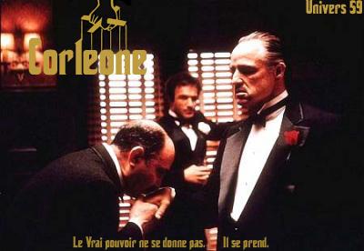 Bienvenue chez la famille Corleone