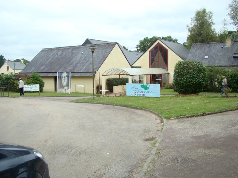Musée de la Résistance Bretonne... Dsc03514