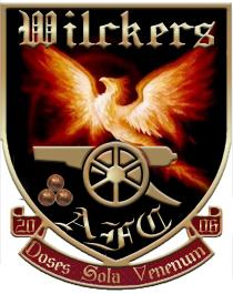 Nouveau logo  pour le Wilckers AFC - 04/09/14 (letisseur) Wilcke11