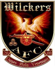 Nouveau logo  pour le Wilckers AFC - 04/09/14 (letisseur) Wilcke13