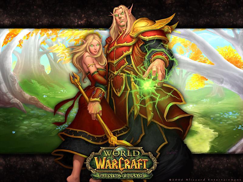 World of Warcraft Psykologi