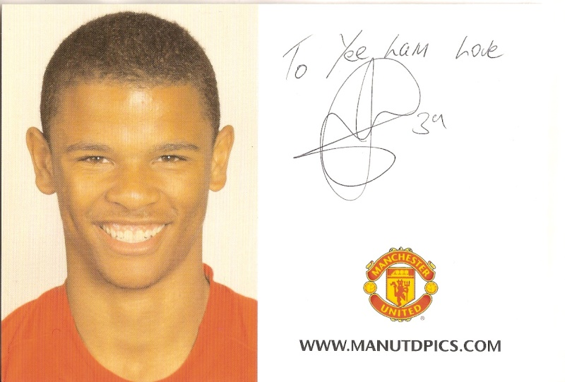 Manchester United No.31 - Fraizer Campbell personalized!!! Cambel10