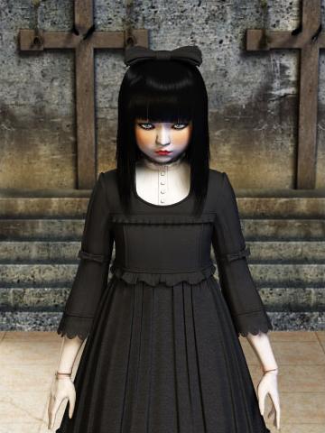 Yumi Dollsen (MNF Miyu) - Photostory p.16 Doll10