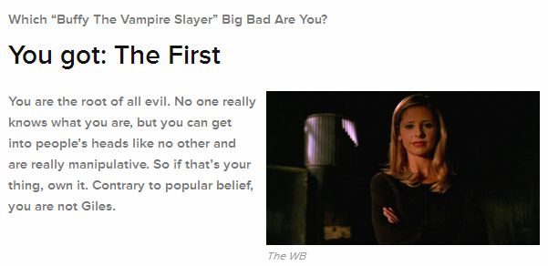 Quel Big Bad de Buffy êtes-vous ? [Test] Thefir10