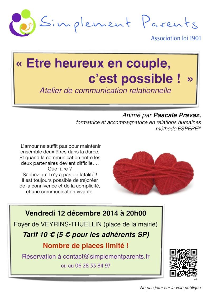 Atelier sur la relation de couple - Veyrins le 12 décembre Affich10