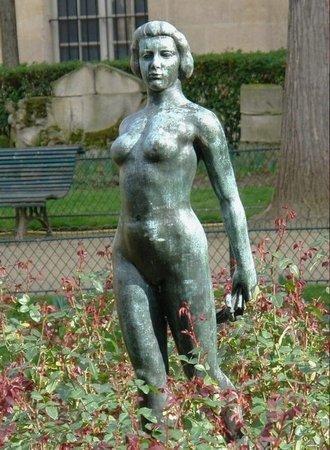 Le Square Georges Cain, à Paris 1010