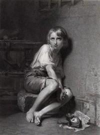 Les portraits de Louis XVII, prisonnier au Temple 31321810