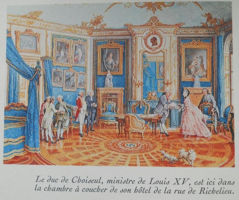 choiseul - Etienne-François de Choiseul-Stainville, duc de Choiseul  Dscn6810