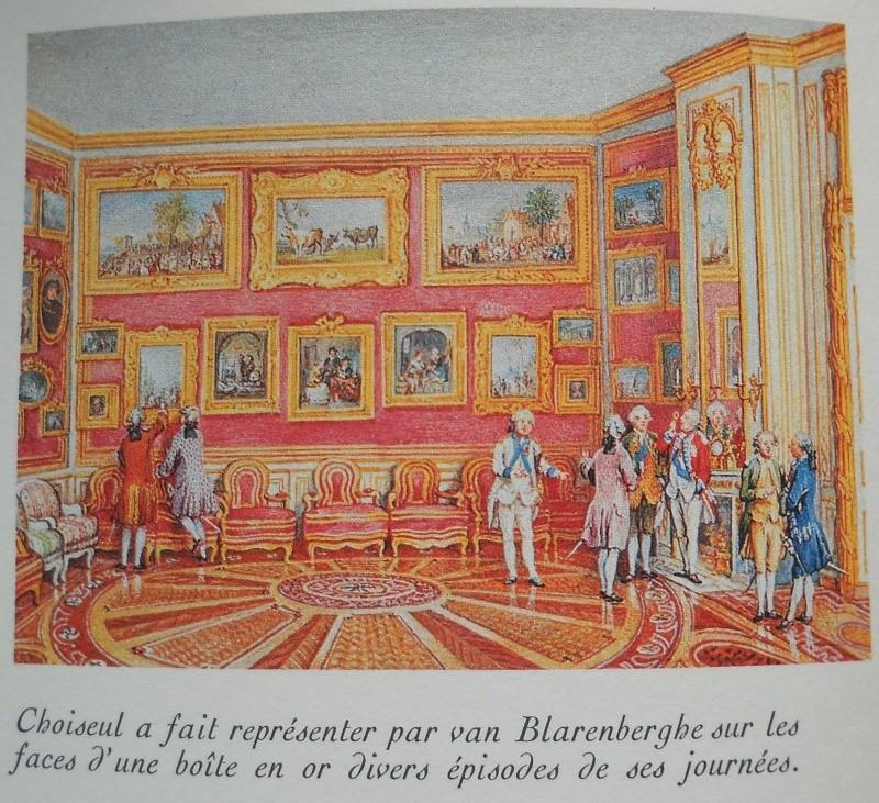 choiseul - Etienne-François de Choiseul-Stainville, duc de Choiseul  Dscn6811