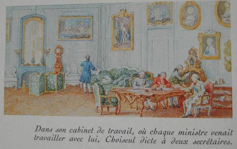 choiseul - Etienne-François de Choiseul-Stainville, duc de Choiseul  Dscn6812