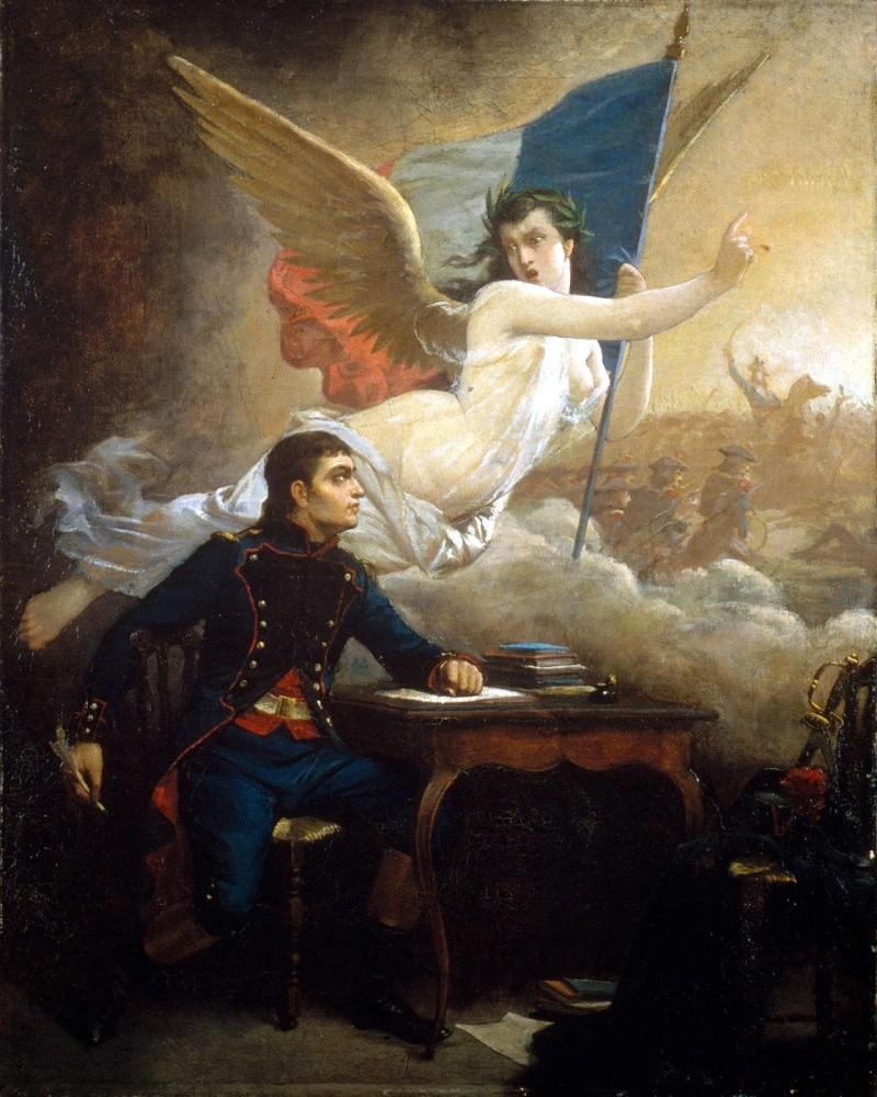 marseillaise - Marie-Antoinette et la Marseillaise Dup5_p10