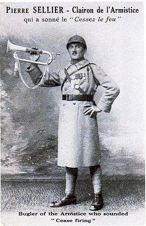 Pierre Sellier, « clairon de l'Armistice »( Par Romain SERTELET ) Pierre11