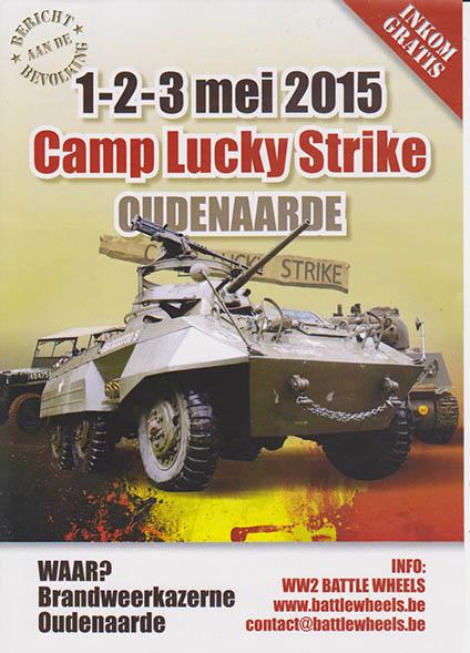 Oudenaarde - Camp Lucky Strike - 1 au 3 mai 2015 Lucky_10