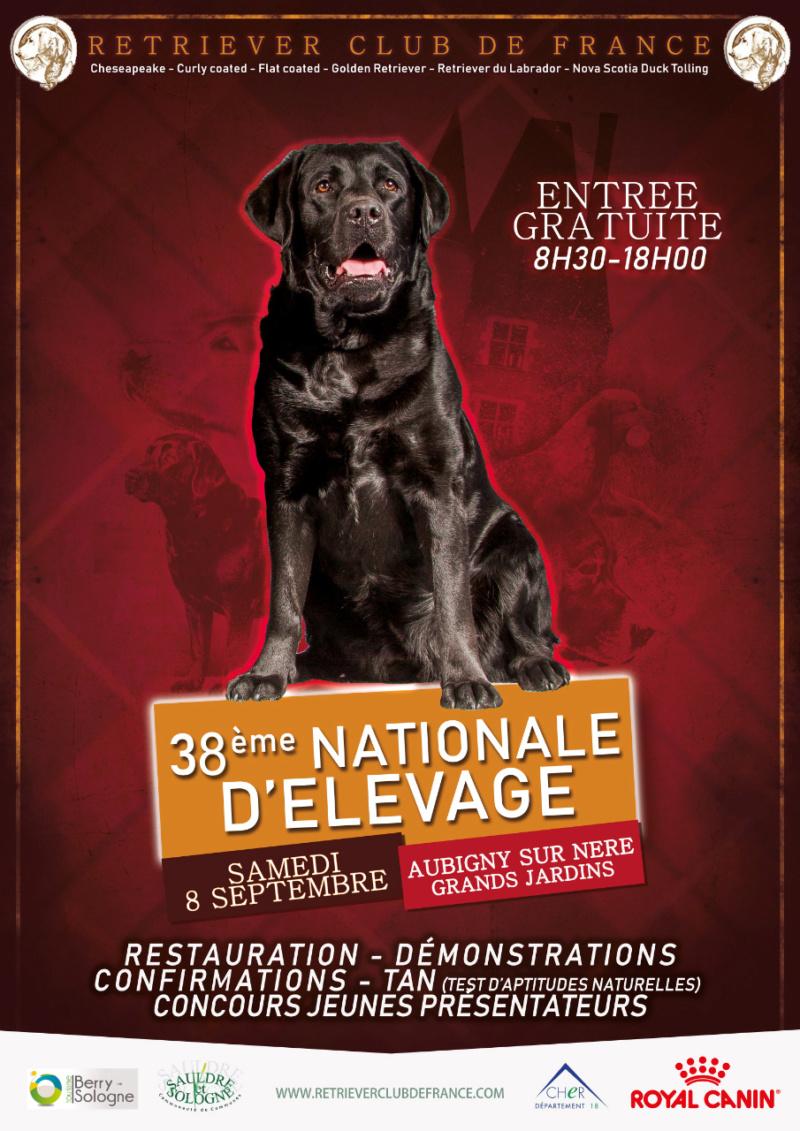 38e Nationale d'Elevage du RCF... Ne201810