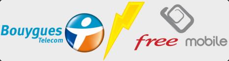 Bouygues Telecom accuse Free de duper ses clients sur l'internet mobile 14170310