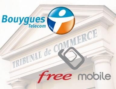 Bouygues Telecom accuse Free de duper ses clients sur l'internet mobile Trinal10