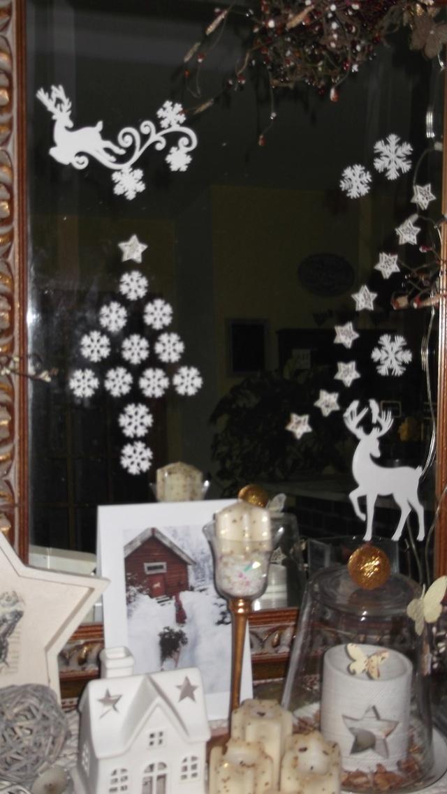 Décos de Noel côté miroirs chez Pat Dycos_12
