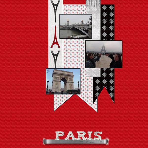 Case n°2.... Paris610