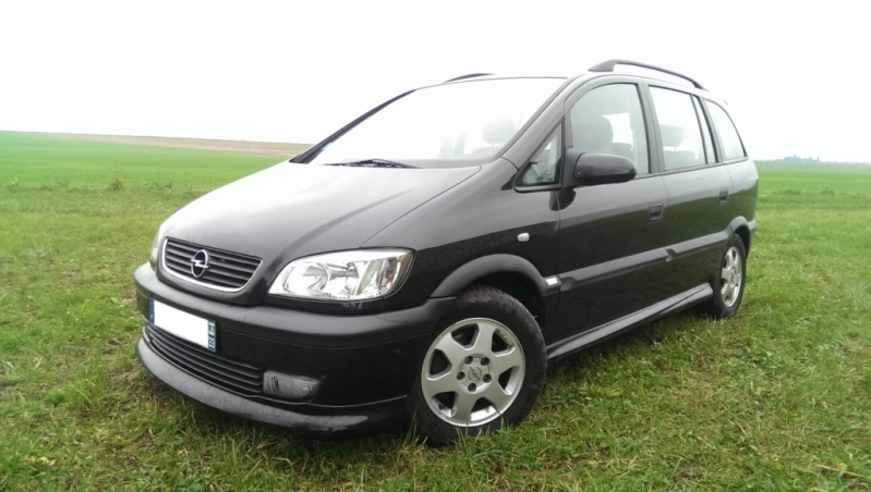 OPEL ZAFIRA 2.0 DTi 100ch Pack Sport 7 places nickel Imag0515