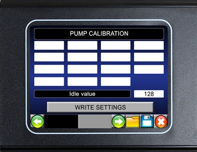 Nano-calibration pump Pump-c10