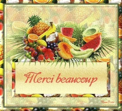 La lecture, une porte ouverte sur un monde enchanté (F.Mauriac) Fruits10