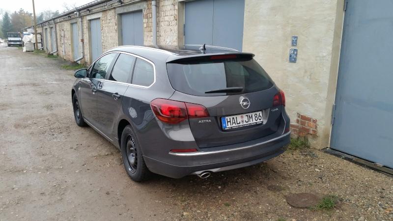 MW86's neuer Astra J ST 20141111
