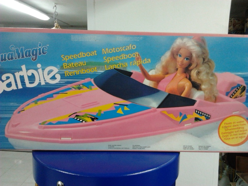 LOTTO PLAY SET BARBIE. ULTIMI A DISPOSIZIONE 2014-011