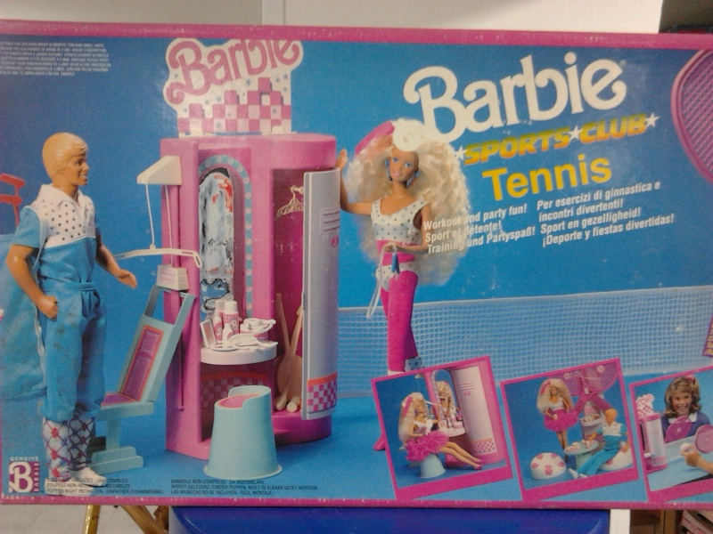 LOTTO PLAY SET BARBIE. ULTIMI A DISPOSIZIONE 2014-012