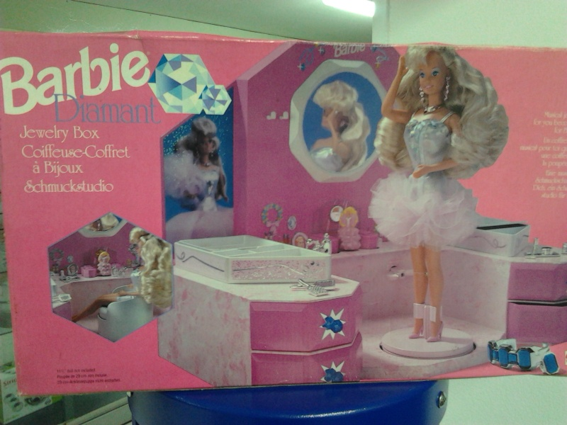 LOTTO PLAY SET BARBIE. ULTIMI A DISPOSIZIONE 2014-013