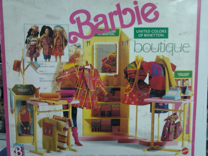 LOTTO PLAY SET BARBIE. ULTIMI A DISPOSIZIONE 2014-014