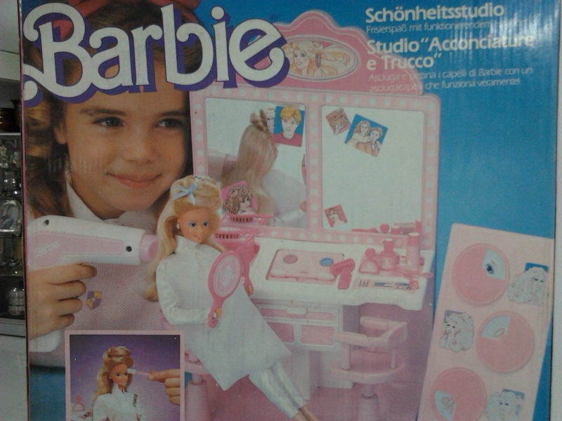 LOTTO PLAY SET BARBIE. ULTIMI A DISPOSIZIONE 2014-015